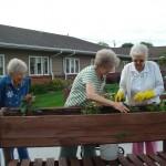 Courtyard Terrace Lobby   Nebraska Senior Living   Assisted Living